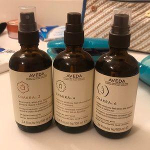 3 Aveda Chakra Perfumes!